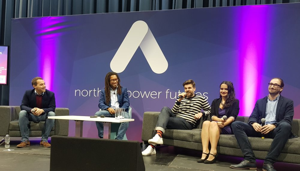 Northern Power Futures panel